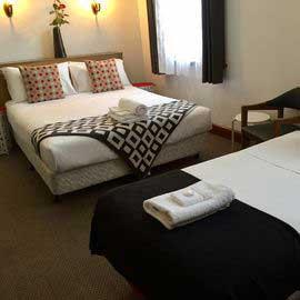 Standard Room | Standard Room | Standard Room Accommodation Yarrawonga